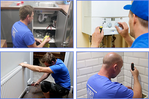 Plumbing, Boilers, Blocked Drains, Power Flushing and Heating in Surrey, Berkshire and Hampshire